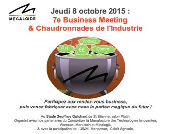 Business Meeting 8 octobre