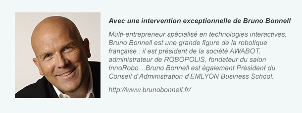 mecaloire Bruno Bonnell