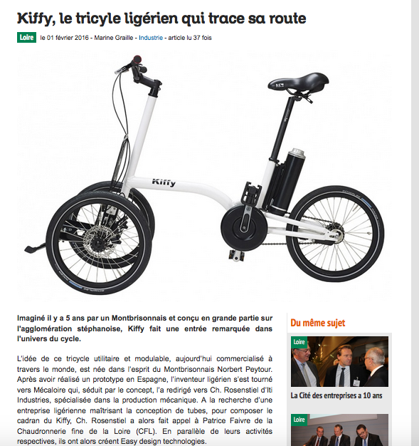Kiffy - article Essor 01-02-2016