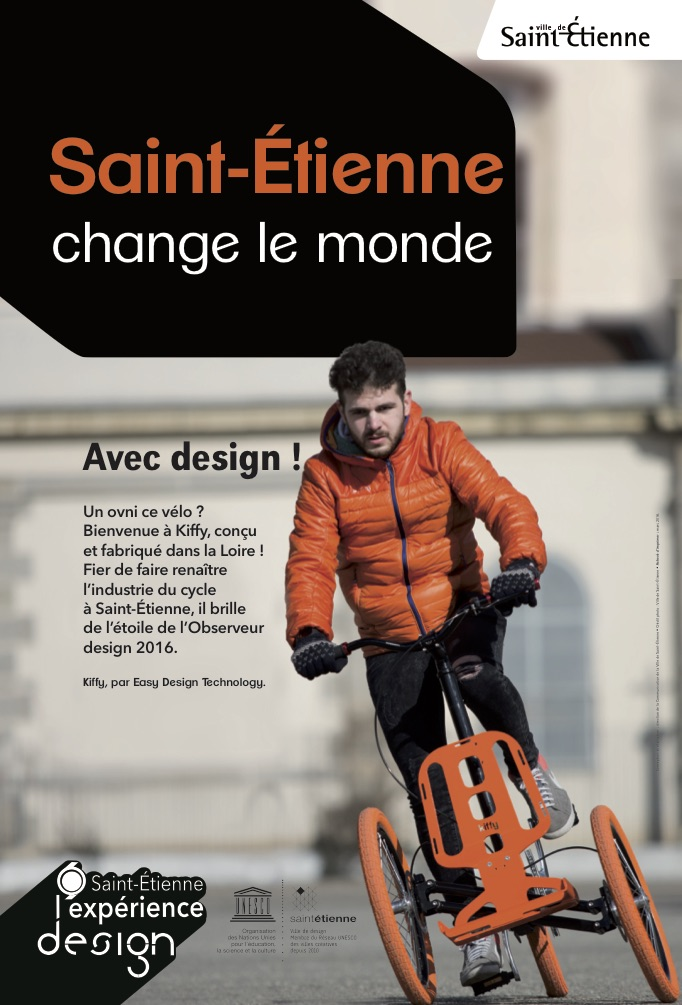 Affiche Kiffy Design - Mecaloire