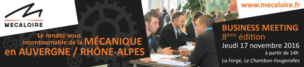 Business Meeting Mecaloire 2016