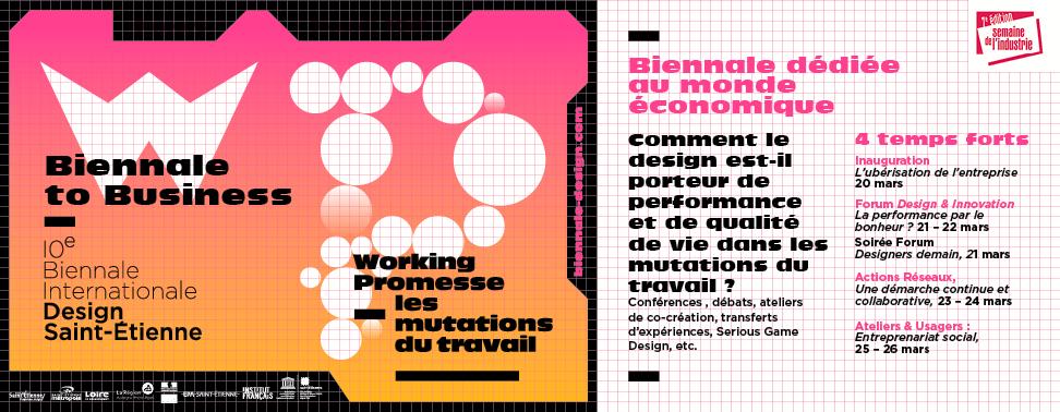 Biennale Design Saint Etienne 2017