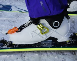 Fonderie NOWAK chaussure de ski
